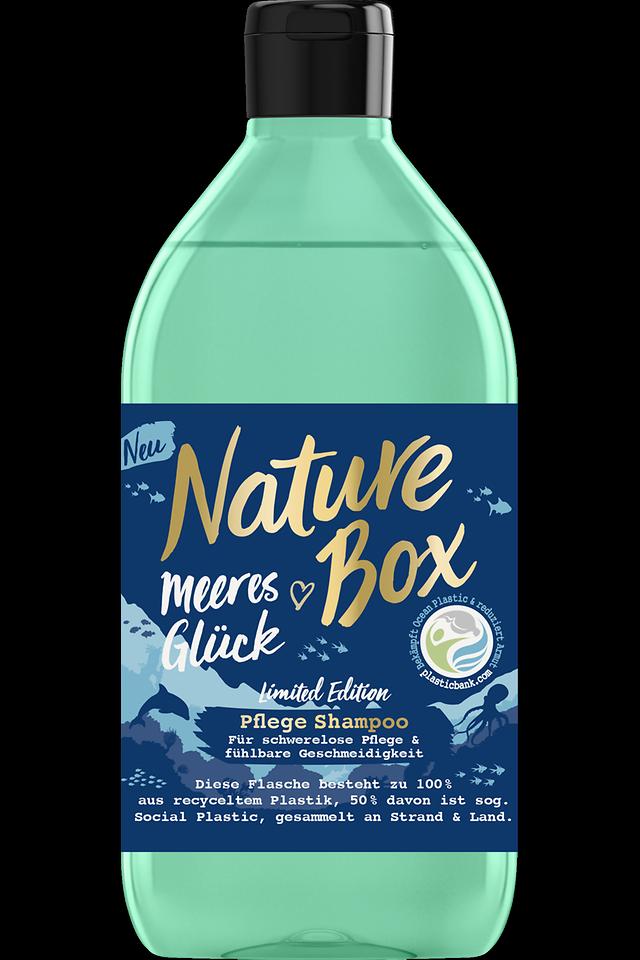 Nature Box Meeres Glück Pflege Shampoo
