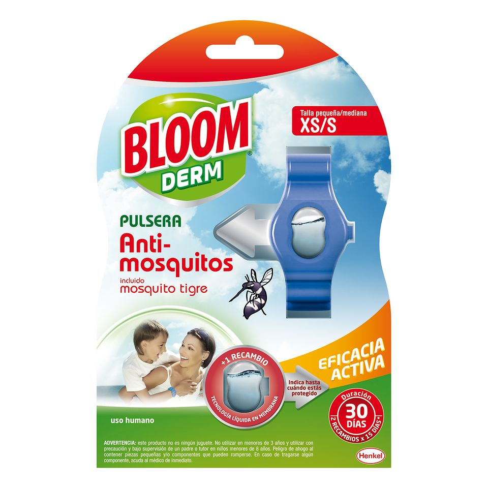 Bloom Derm Pulsera Kids