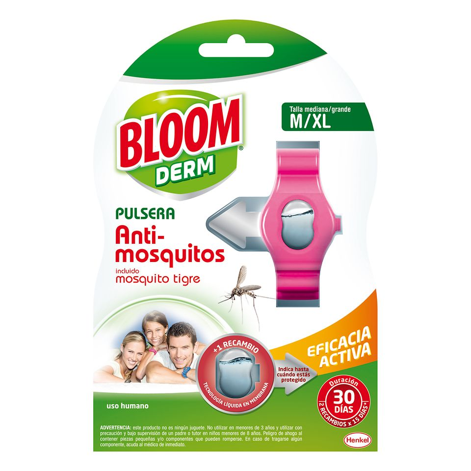 Bloom Derm Pulsera Adultos