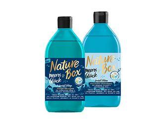 Nature Box Limited Edition Meeres Glück Pflege-Shampoo und Frische-Duschgel