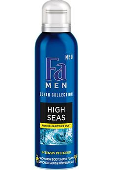 Fa Men Ocean Collection High Seas Duschschaum & Körperrasur