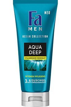Fa Men Ocean Collection Aqua Deep 3in1 Duschgel