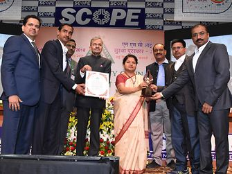 Henkel India's Jejuri production site won the National Safety Council's Suraksha Puraskar (Bronze Trophy & Certificate) under the MSME sector category.