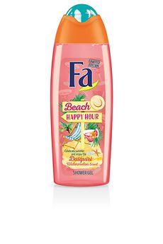 Fa Beach Happy Hour Duschgel mit exotischem Wassermelonen-Daiquiri-Duft