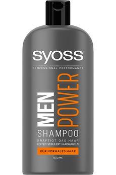 Syoss Men Power Shampoo