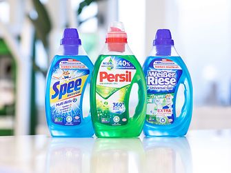 Persil Ultra Concentrate for the e-commerce market