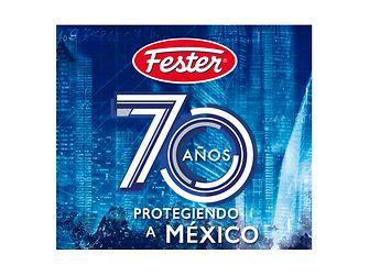 Logo – Fester 70 años