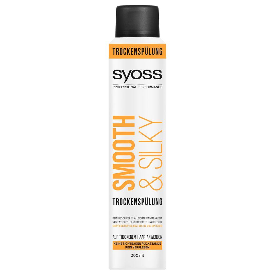 Syoss Smooth / Silky Trockenspülung