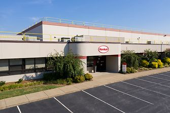 Henkel Bowling Green, KY, laundry plant front view