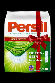 """Die Persil Megaperls im """"Unser Bestes""""-Design"""