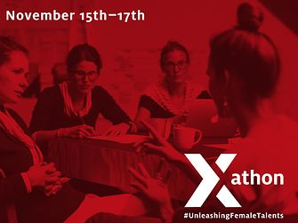 The first Xathon of Henkel X will take place on November 15-17, 2019 at the Facebook offices in Berlin.