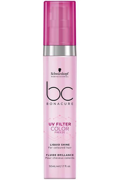 BC Bonacure UV Filter Color Freeze Liquid Shine