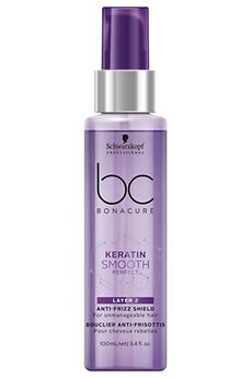 BC Bonacure Keratin Smooth Perfect Layer 2