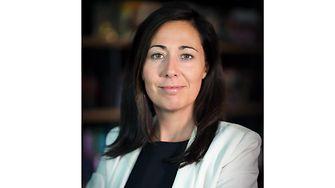 Delphine Eldin Présidente de Schwarzkopf Professional France