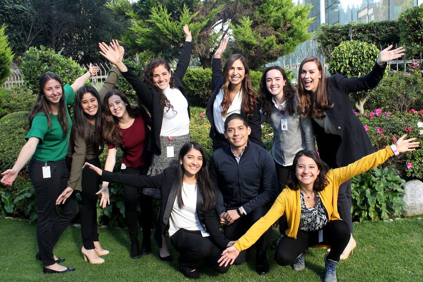 Tercera generación de Trainee en México