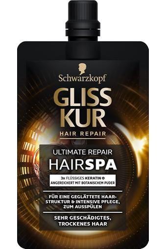 Gliss Kur Ultimate Repair 3x Flüssiges Keratin