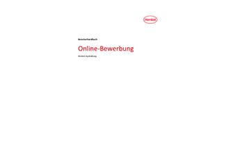 Benutzerhandbuch Onlinebewerbung.pdfPreviewImage (3)