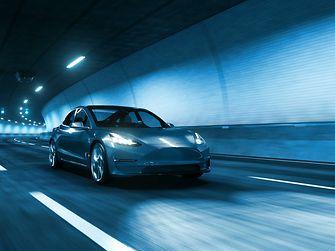 eMobility driving car