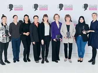 Schwarzkopf Million Chances Award 2019 - Gewinner
