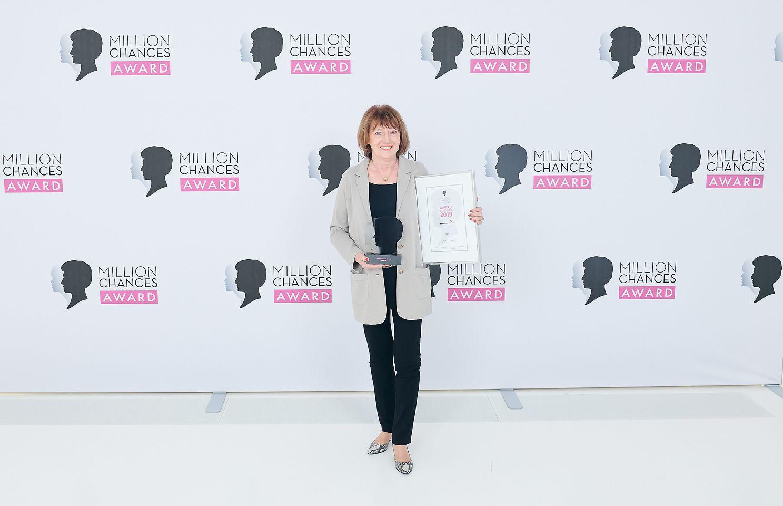 Schwarzkopf Million Chances Award 2019 - Gewinner Dunkelziffer e.V