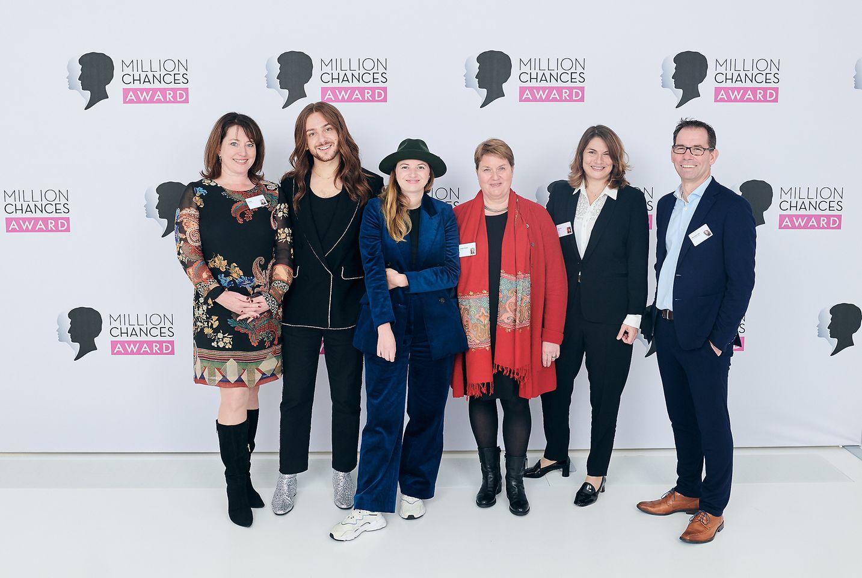 Schwarzkopf Million Chances Award 2019 - Jury