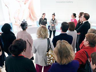 Schwarzkopf Million Chances Award 2019 - Präsentation SWANS Initiative
