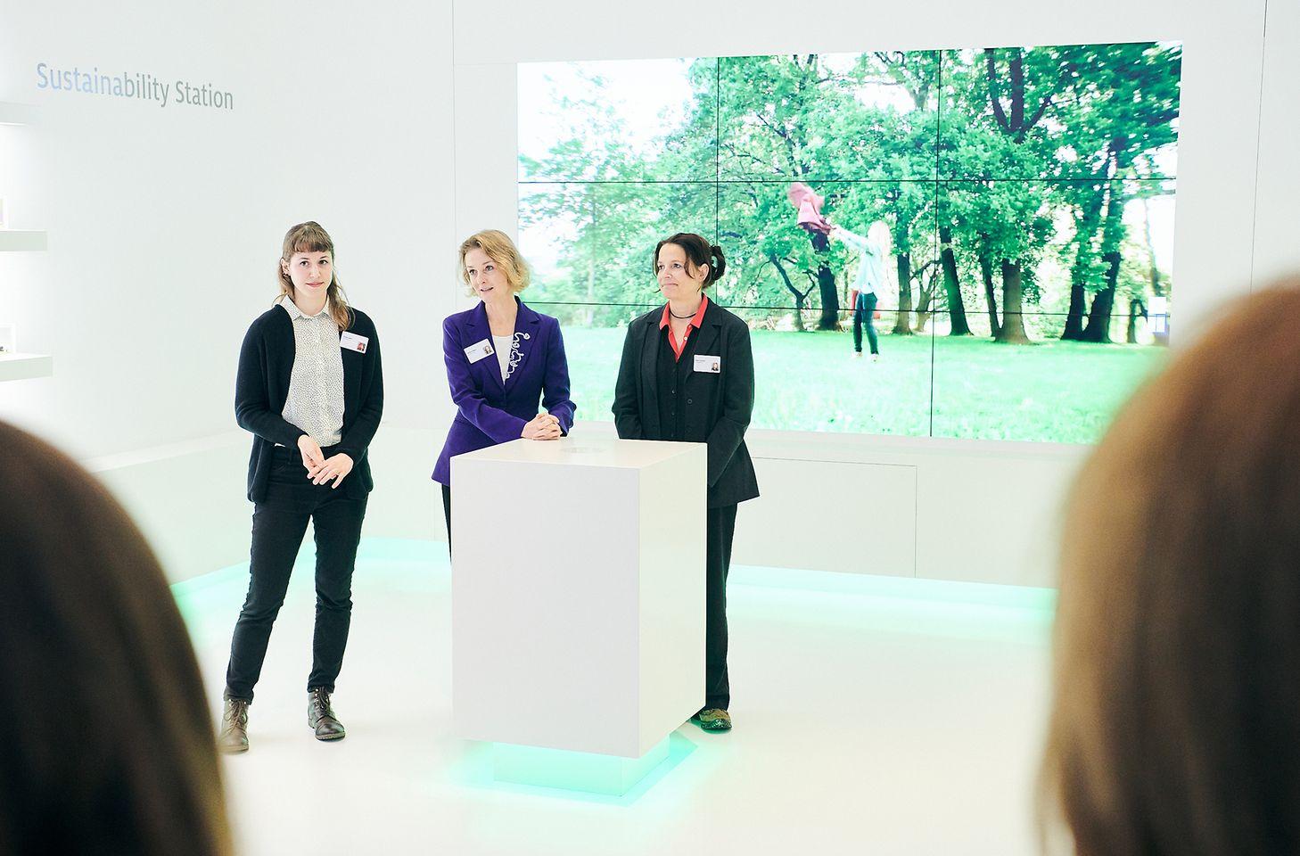 Schwarzkopf Million Chances Award 2019 - Präsentation CyberMentor