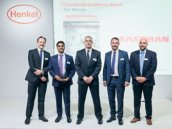 Operational Excellence Award for Eastman