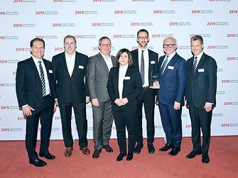 Sustainability Award für EVONIK