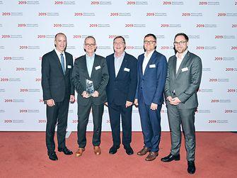 Innovation Award für BYK