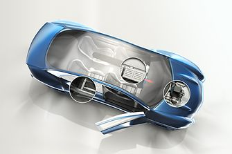 Adhesive solutions from Henkel drive the transfformation in the automotive industry.
