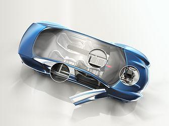 Klebstofflösungen von Henkel treiben Veränderungen in der Automobilindustrie voran.